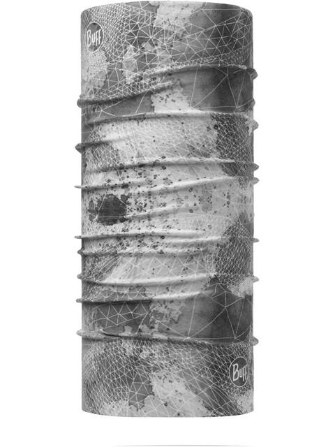Buff Coolnet UV+ Neck Tube Net Silver Grey
